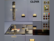 炭化水素系ワンバス式真空洗浄機(クリンビー CLOVA-3525)