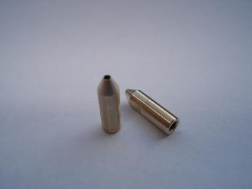 エコブラス 小径穴加工品